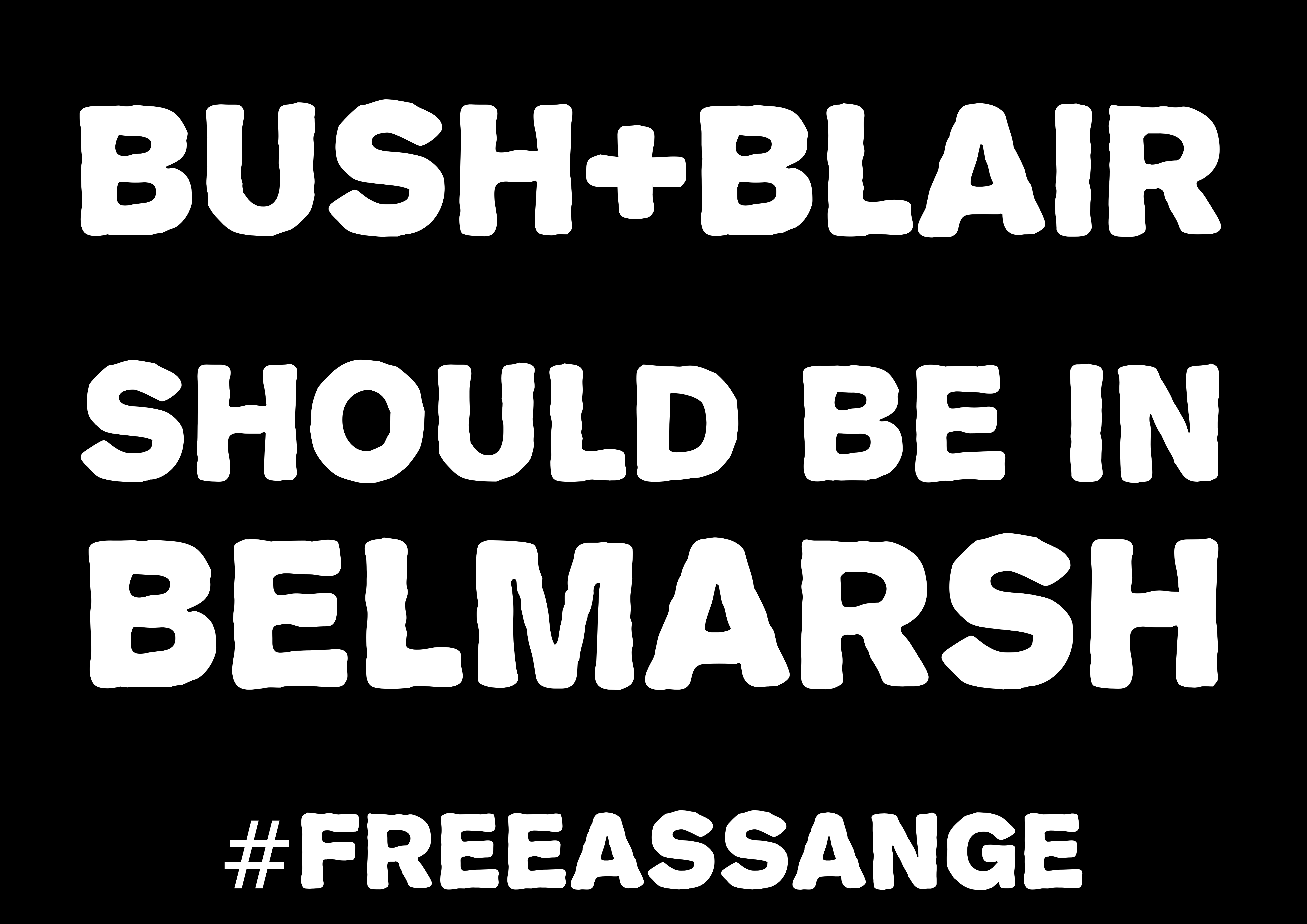 campaign_material:bush_blair_should_be_in_belmarsh.png